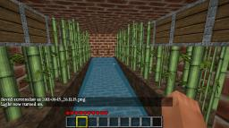 Fully Automatic and Extendable Sugar Cane Farm Minecraft Map & Project