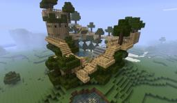 The J Fort Minecraft Map & Project