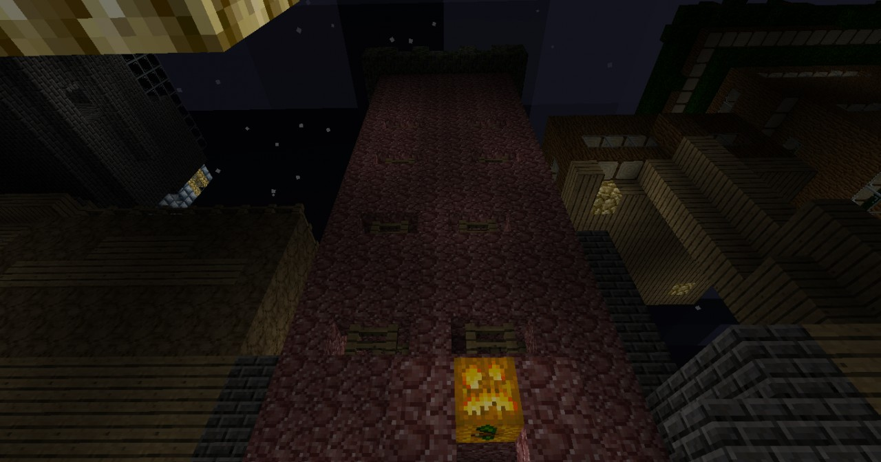 The Prison of the Nether, A.K.A Panem's Prison
