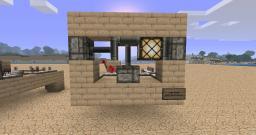Retractable Piston Lighting (+Tutorial) Minecraft Map & Project
