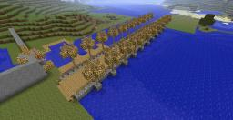 Simple Bridge Minecraft Map & Project