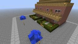 Really nice 4 roomed apartment/tenement/house? Minecraft Map & Project