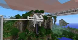 Star-wars inspired build (read description) Minecraft Map & Project