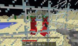 Red Creeper Pack Minecraft Texture Pack