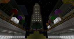 Rockefeller Center (New York City) Minecraft Map & Project