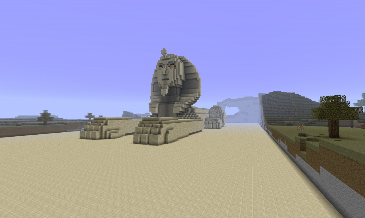Sphinx Minecraft Project