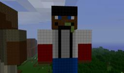 Steve the Nerd By:Ballin Minecraft Map & Project