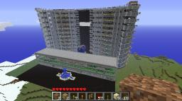 Another resort/hotel! fully furnished Minecraft Map & Project