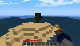The Lonely Island Minecraft Map & Project