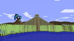 Pyramid + Other Creations! Minecraft Project