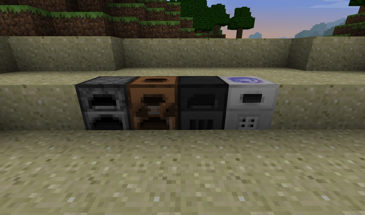 New furnaces!