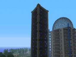 Skyscraper of Water Minecraft Map & Project