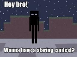 Endermen, what they will and what I want them to be. Minecraft Blog