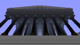 Hanens Temple Of Artemis. Minecraft