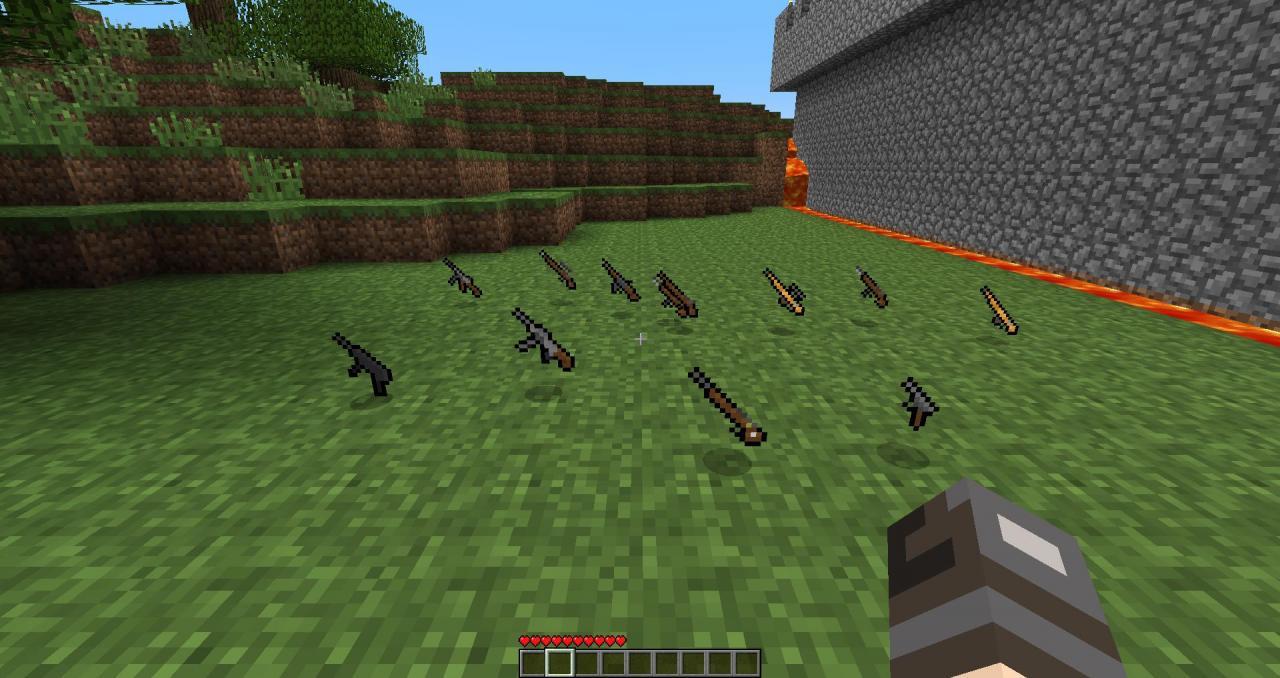 Gun Minecraft Servers | TopG Servers List