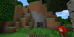 Ultimate Hidden Door Minecraft Map & Project