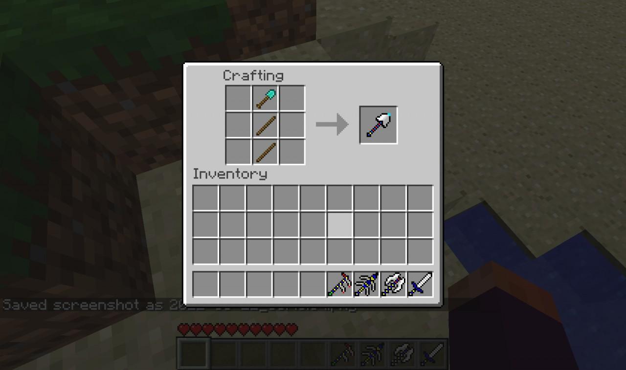 how to make shovel