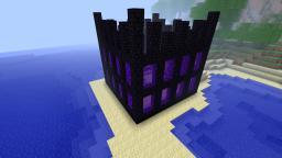 Dark Jelly Fish! Minecraft Map & Project