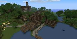 Medieval Fishing Village (DL) [UPDATED2] Minecraft