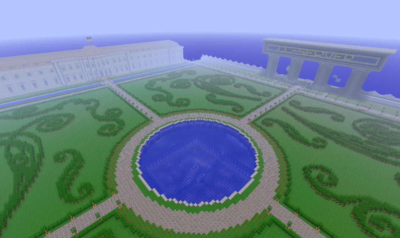 biggest house in the world minecraft