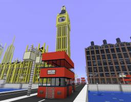 London V1.3 (Please Comment) Minecraft Map & Project
