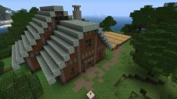 Medieval Farm House Minecraft