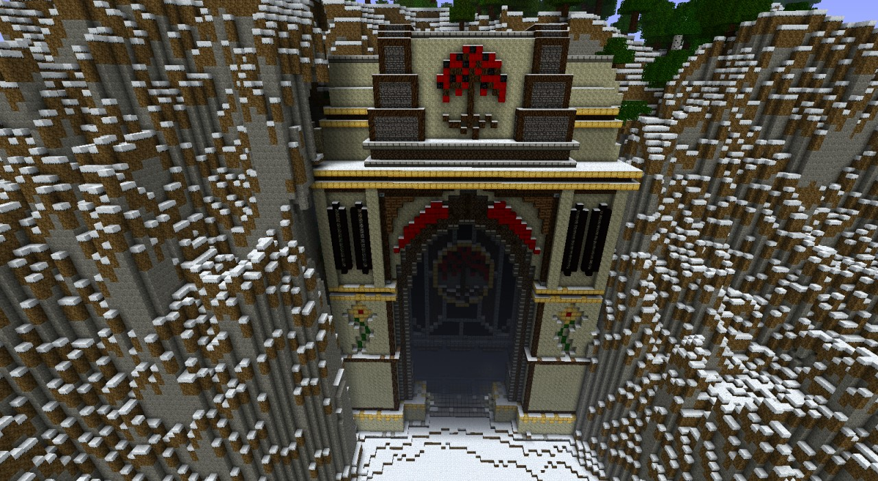 How Do You Craft Gates In Minecraft