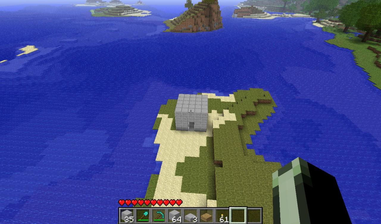 Update Aquatic Bedrock Beta | Minecraft