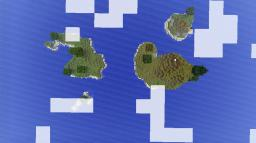 uplusion23's Islands [Update!] Minecraft Map & Project