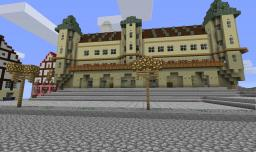 Favorite city inspired world - City Counsel Tavern & Tourist Office Minecraft Map & Project
