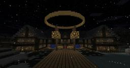 Winter Mansion Minecraft Map & Project
