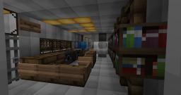 Underground Research Lab Minecraft Map & Project