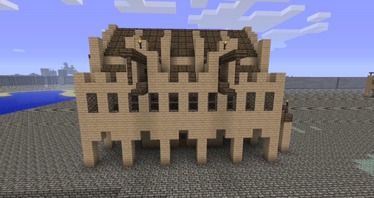 Minecraft At The Warehouse | Auto Design Tech