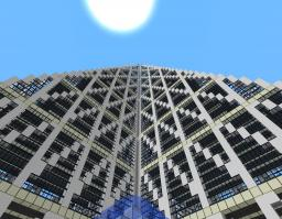 Russia Tower 2014 (Moscow, Russia) (Please Comment) Minecraft Project