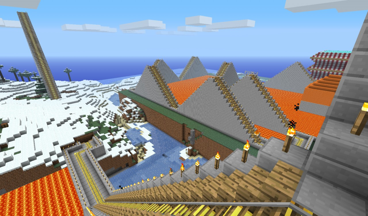 Coaster Server Minecraft Related Keywords & Suggestions - Coaster