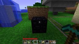 Easy Break Obsidian (My First Server Mod) 1.7.3 Minecraft Mod
