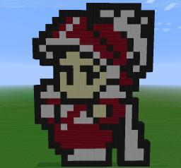 *Onion Kid Pixel Art* (Final Fantasy III)