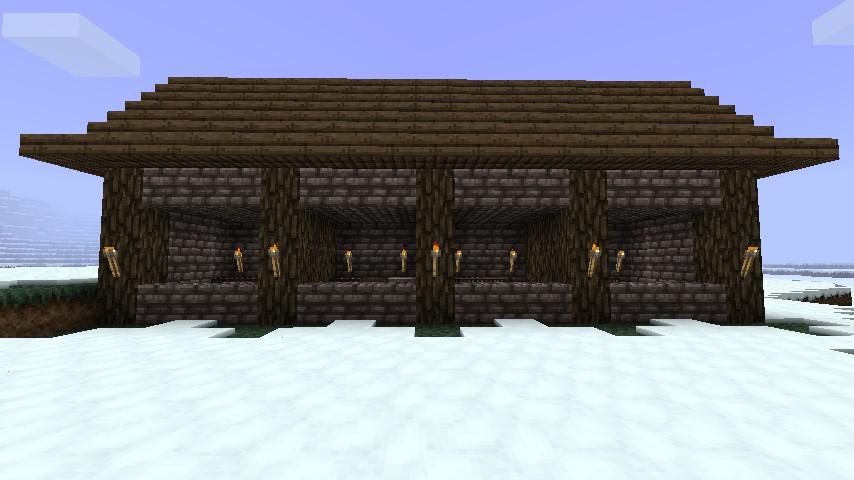 Viking Shop Minecraft Project