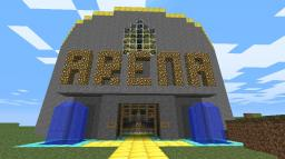 SMP Spleef Arena (100% legit) Minecraft
