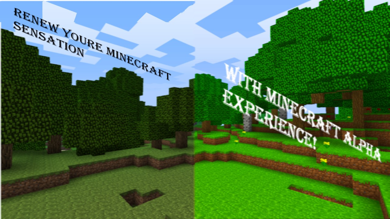 The Default Minecraft Beta