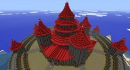 Hepburn Fantasy Palace Minecraft