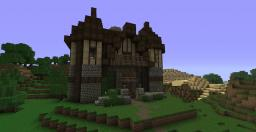 Cheydinhal Home Minecraft Map & Project