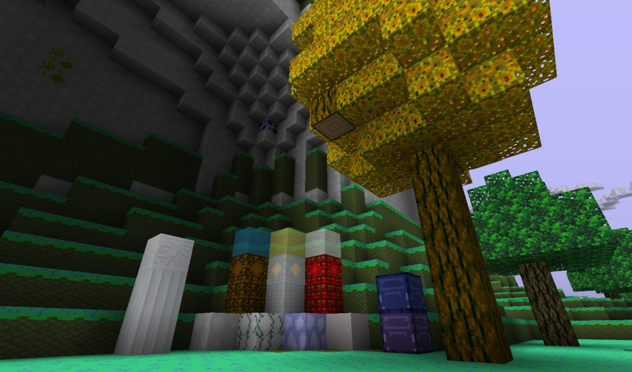 Aether Blocks and Trees
