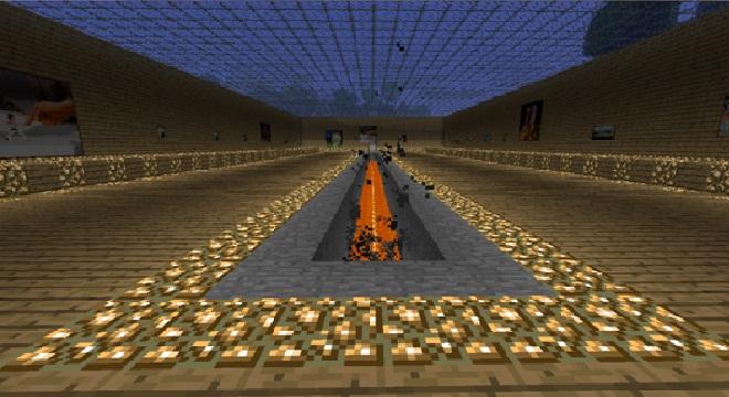 Piston house V3 Minecraft Project