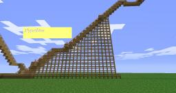 Hyperdrive - Roller coaster Minecraft Map & Project