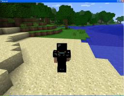 Enchanted Obsidian Armour and Tools Minecraft Mod
