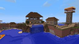 Rose Manor Minecraft Map & Project
