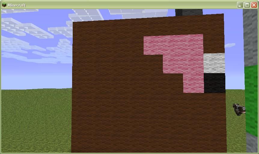 how to create a minecraft head