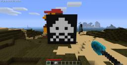 Space Invader Minecraft Map & Project