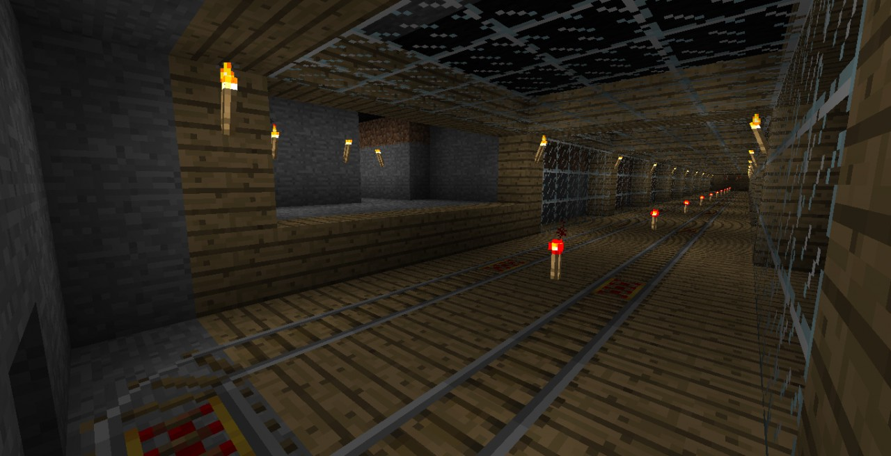 Start of underground subway system